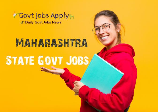 Maharashtra Govt Jobs