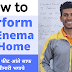 How to Perform an Enema at Home