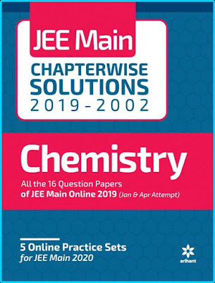 Arihant JEE Main Chemistry Chapterwise Solved Papers