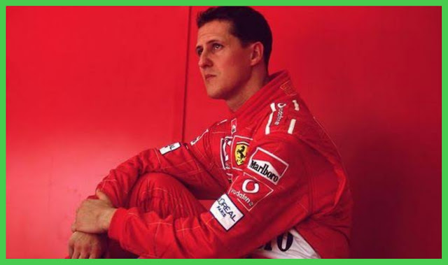 Richest Athletes - Michael Schumacher