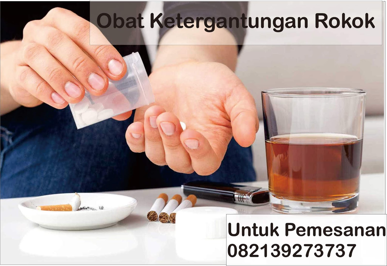 3 Cara Menghentikan kecanduan Rokok secara instan