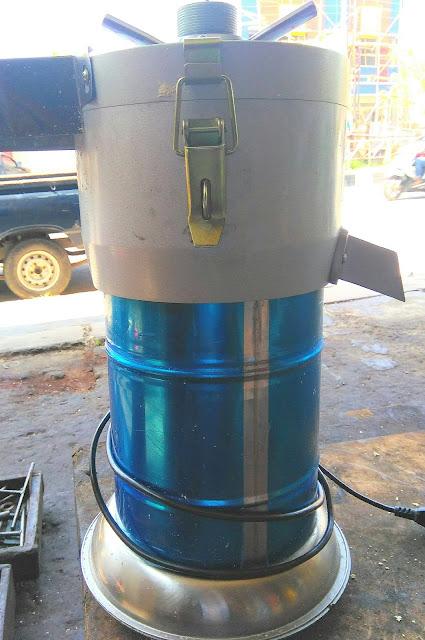 mesin pembuat susu kedelai dan cara penggunaannya