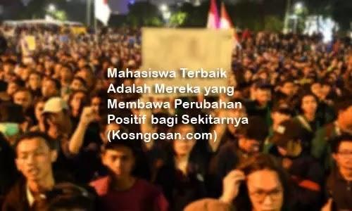 quotes bijak mahasiswa aktivis