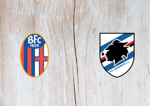 Bologna vs Sampdoria -Highlights 14 March 2021