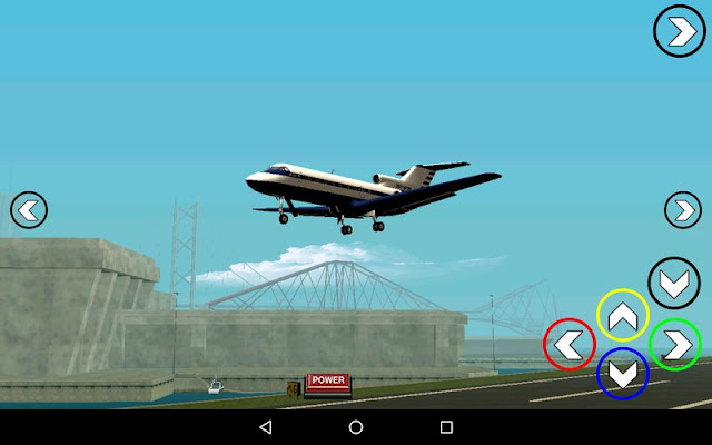 Yakovlev Yak-40 Airplane for GTA SA Android