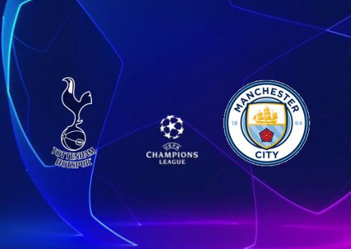 Tottenham vs Manchester City Full Match & Highlights 9 April 2019