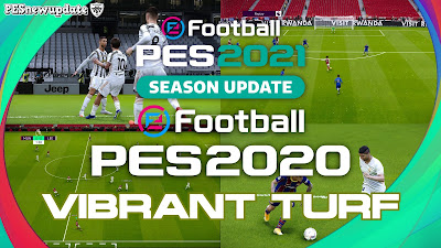 PES 2020 Vibrant Turf by Endo