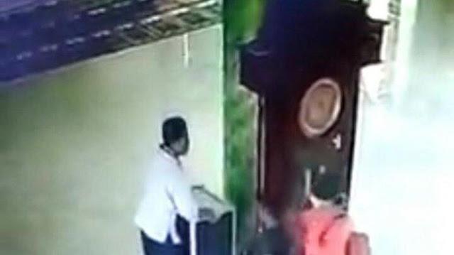 Tepergok Mencuri Kotak Amal Masjid, Petani Ini Sempat Melarikan Diri, Kini Terancam 5 Tahun Penjara