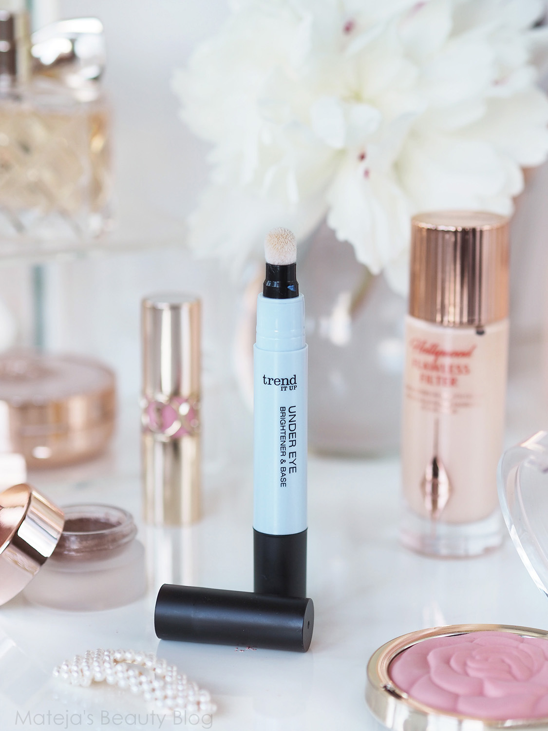 Trend it up Under Eye Brightening & Base
