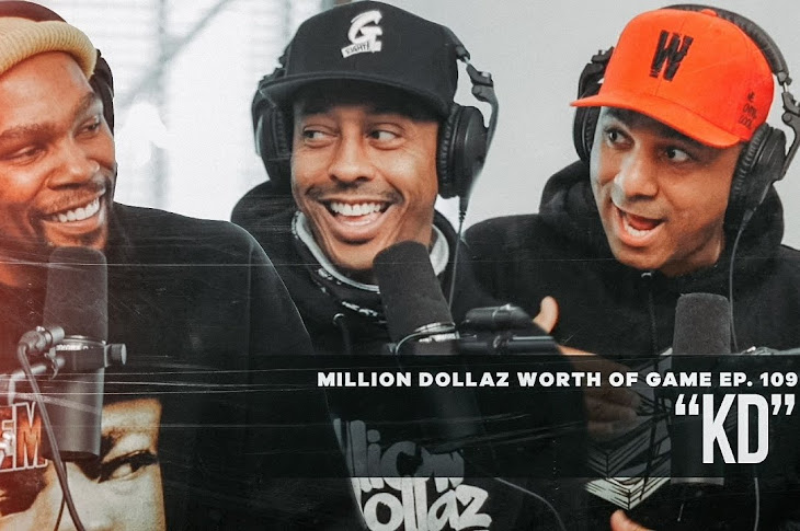 Kevin Durant Appeared On The Million Dollars Worth Of Game Podcast