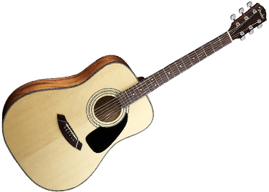 cara merawat gitar akustik