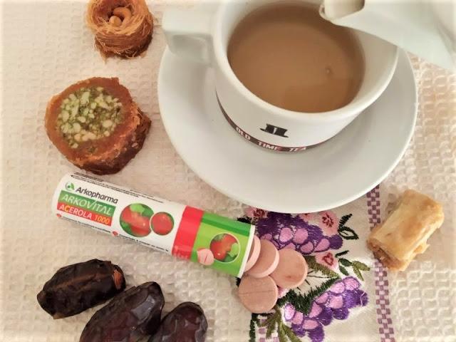 Acerola: integratore di vitamina C di origine vegetale a colazione