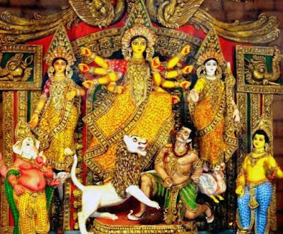 Durga Puja 2016 Images