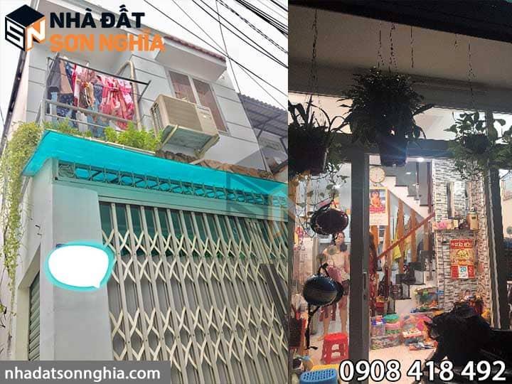 Bán nhà hẻm Phan Văn Trị phường 10 Gò Vấp