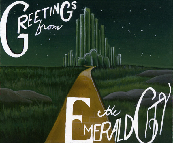 Nicole-Bruckman Grettings From The Emerald City