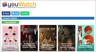 Situs Nonton Drama Korea Subtitle Indonesia - 2