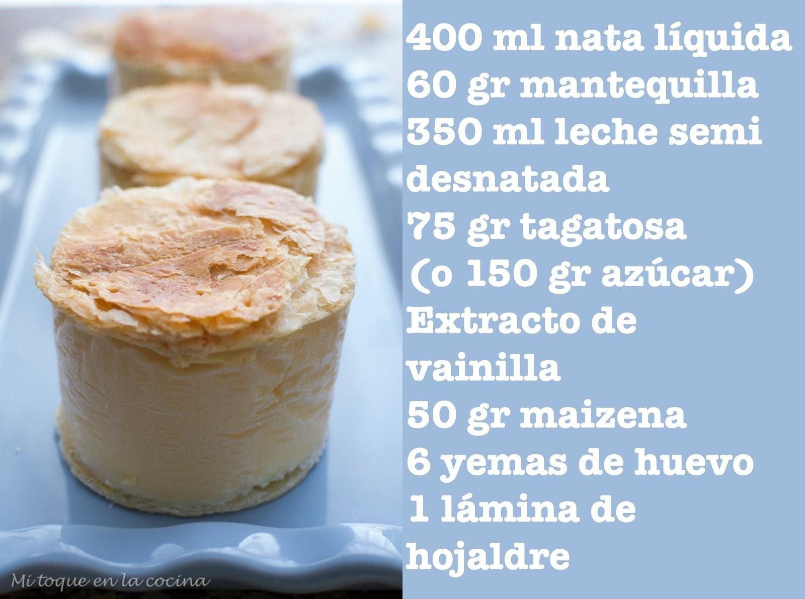 receta de galette des rois sin almendras y diabetes