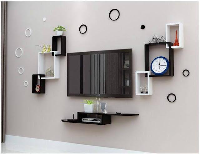 Kệ Tivi treo tường Deco TV55