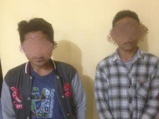 Terduga pemerkosa bule Meksiko dan saksi