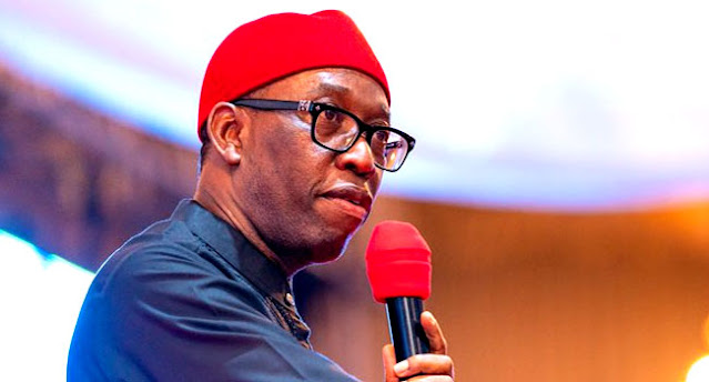 Delta state governor, Ifeanyi Okowa daughter test positive for Coronavirus