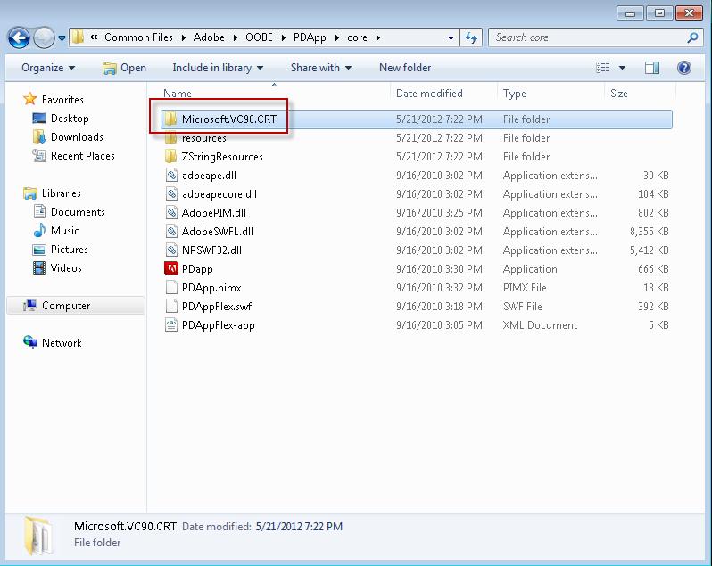 Sequencing Adobe Acrobat X Pro - Recipe | Felipe Binotto's Blog