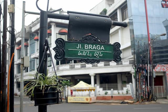 Pemkot Rencana Sterilkan Jalan Braga Bandung dari Parkir Kendaraan