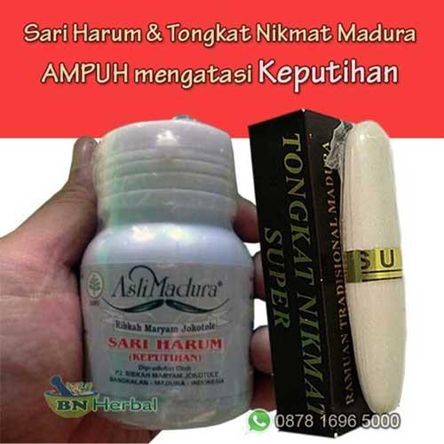 Herbal Untuk Keputihan