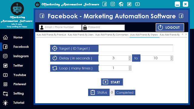 Cara Cepat Tambah Teman Berdasarkan Share di Facebook Secara Automatis