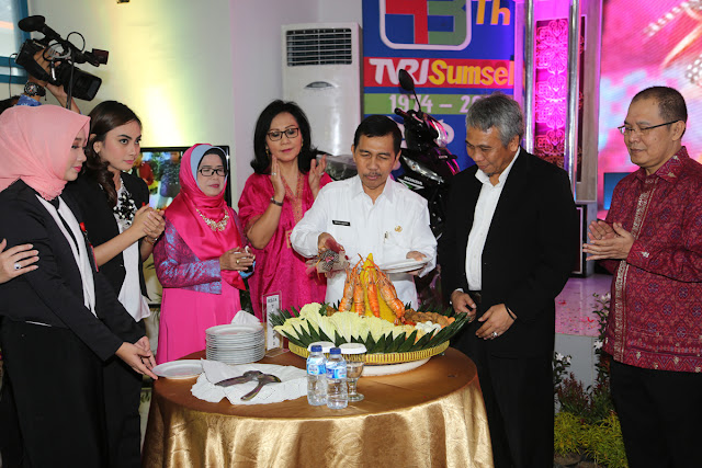 Launching Perdana Live Streaming TVRI