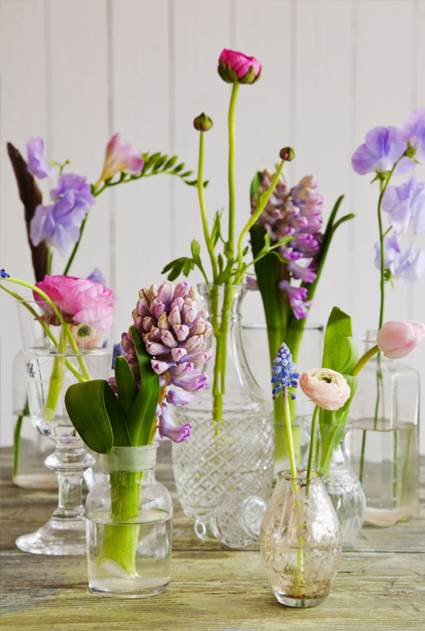 Outdoor Party Spring Tables Decoration For Adults 2