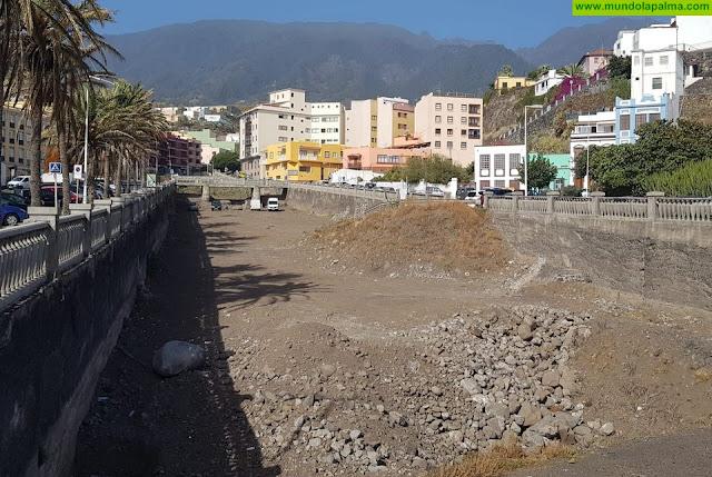 El Ayuntamiento habilitará más de 150 aparcamientos en el barranco de Las Nieves