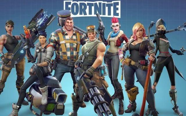 لعبة فورت نايت  fortnite 10.40.0 مهكرة للاندرويد اخر اصدار 2020
