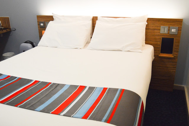 Liverpool #BloggerLodge Travelodge Central Exchange street