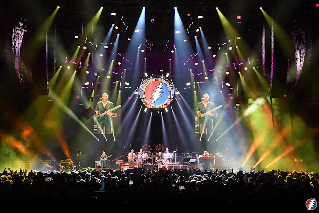 The Curtain With Dead Company 2017 11 14 Madison Square Garden New York Ny