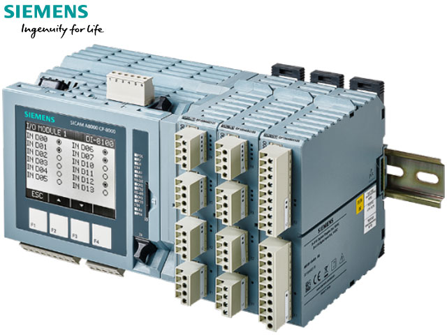 Siemens SICAM A8000 Series Automation and remote terminal unit
