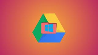Mengubah folder Google Drive di PC