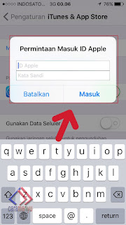 Update Aplikasi Iphone Dengan Apple Id Baru