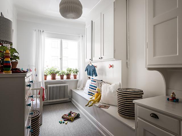 A Delightful Historic Apartment In Stockholm- design addict mom