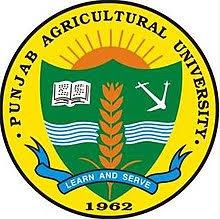 PUNJAB AGRICULTURAL UNIVERSITY, LUDHIANA logo image