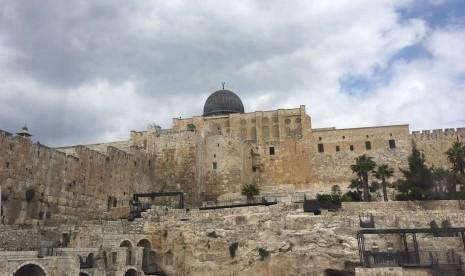 Bukti-Bukti Kuat Zionis Israel akan Runtuhkan Masjid Al-Aqsa