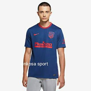 Jual Jersey Athletico Madrid Away 2020-2021