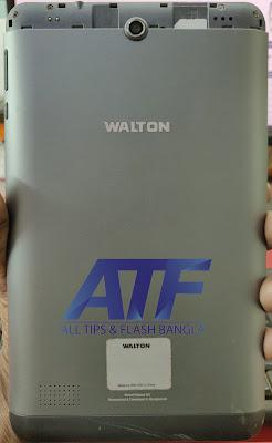 Walton Walpad G3 Flash File