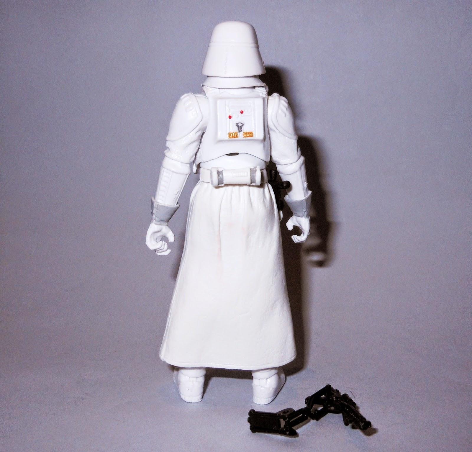 Figuras De Acción A Go Gó Snowtrooper Commander Star Wars The Black Series