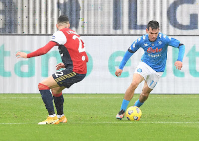 ملخص واهداف مباراة نابولي وكالياري (4-1) الدوري الايطالي