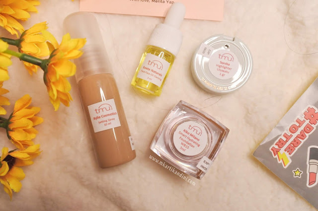 share In jar beauty Products tiny me up
