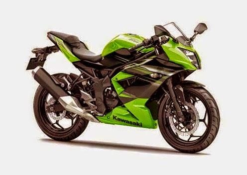 Harga dan Spesifikasi Lengkap Motor Kawasaki Ninja RR Mono