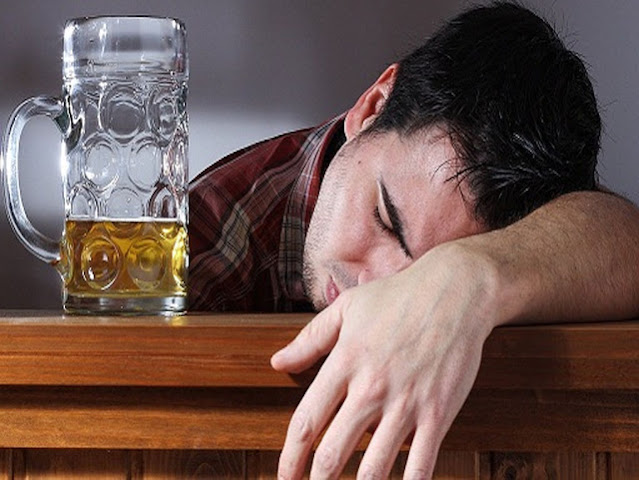 If any member in your family also has a bad alcohol addiction, then get rid of your dirty habit in this way