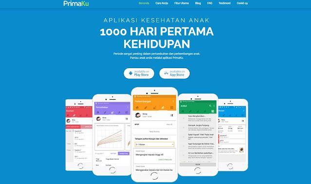 Aplikasi PrimaKu