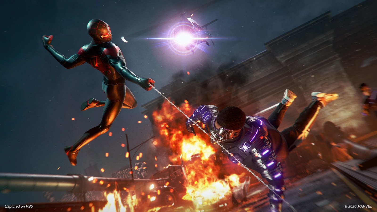 Marvel'S Spider-Man: Miles Morales Também Será Lançado Para Ps4; Versão De  Ps5 Inclui O Jogo Original - Gameblast