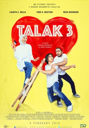 Download Film Talak 3 2016 Bluray Full Movie